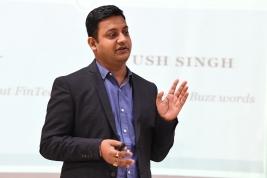 Piyush Singh FinTech 1